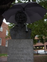 Chief Justice Douglas umbrella.JPG