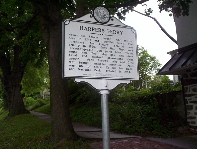 Harper's Ferry Sign.JPG