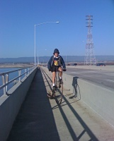 Highlight for album: Palo Alto to Oakland 2008
